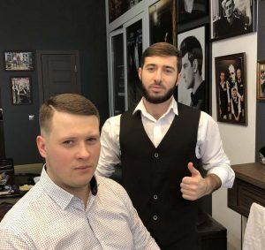 Barbershop стрижки